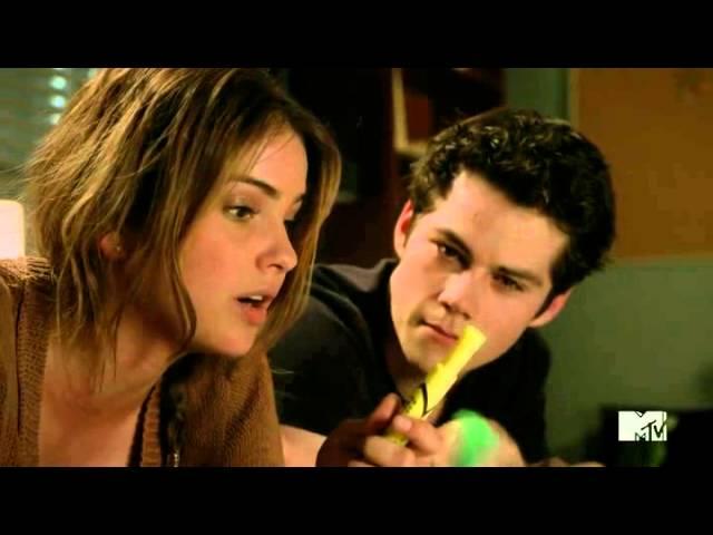 Stiles and malia dating
