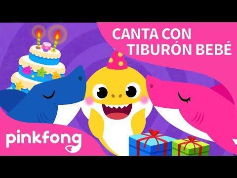 cumpleaños-del-tiburón-bebé-|-canta-con-tiburón-bebé-|-pinkfong-canciones-infantiles
