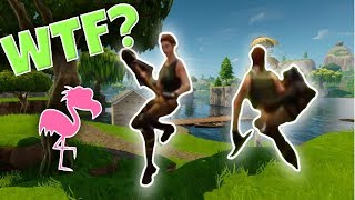 FLAMINGO GLITCH - Fortnite Battle Royale