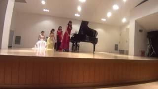 お話しくらしっくコンサート 2016年7月3日(日) ルケレス南円山...