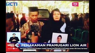 Tangisan Histeris Keluarga Sambut Jenazah Pramugari Endang di Kebumen - SIS 04/11