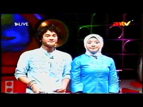 DWI ANDHIKA HOST PLANET REMAJA PEACE LOVE AND GAUL - 25/10/2005