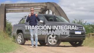 Volkswagen Amarok Highline Aut 4x4 - Prueba - Matias Antico - TN Autos