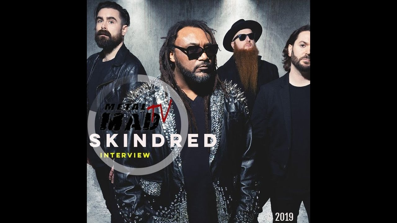Interview SKINDRED