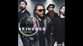 SKINDRED | INTERVIEW HELLFEST 2019