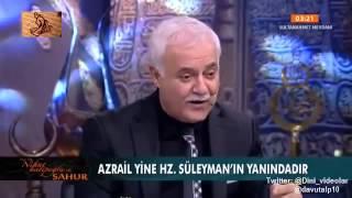 Nihat Hatipoğlu - Hz. Davut ve Oğlu Hz. Süleyman - Sahur - 15.07.2013