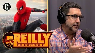 Spider-Man Far From Home Spoilers: What's Next for Spidey? - The Reilly Roundtable