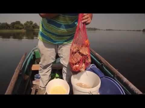 Ловля леща с лодки