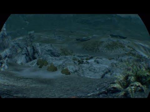 Taking down DRAGONS in Skyrim VR! (also some falmer) |
