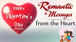 Valentine's Day 2019 | Best Sweet Love Messages for your Lover