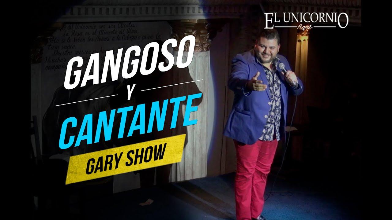 CANTANTE Y GANGOSO / GARY SHOW / CHISTE DE LA SEMANA
