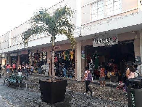 Apagones eléctricos en el Centro de Mérida