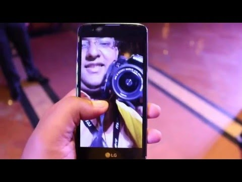 LG K7 Hands on Overview, Camera, features