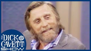 Kirk Douglas On His Son Michael and Turning Down Oscars | The Dick Cavett Show