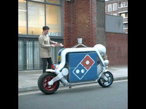 Domino's launches driverless pizza delivery vehicles