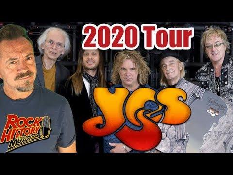 Yes Tour 2020.Yes Tour 2020 Tour 2020 Infiniteradio