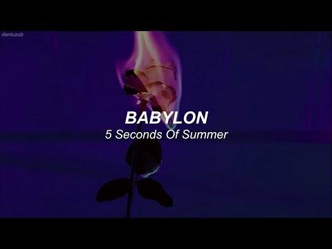 5 Seconds Of Summer // Babylon ; Lyrics - Español ☆彡