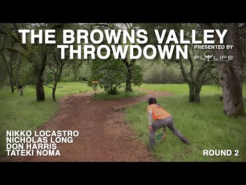 PHP #9b - The Browns Valley Throw Down, 2015 - Final Round (Locastro, Long, Harris, Noma)