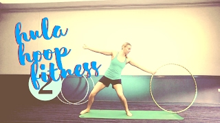 Another HULA HOOP 5 min. WORKOUT
