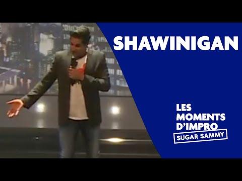 Humour: Sugar Sammy à Shawinigan