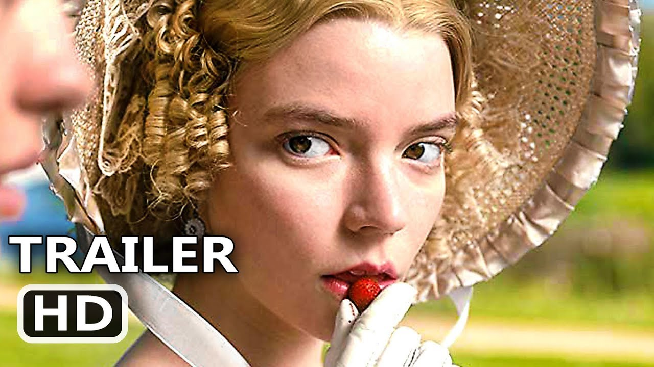 EMMA Official Trailer (2020) Anya Taylor-Joy, Jane Austen Comedy Movie HD