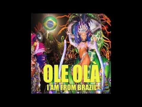 Ole Ola (I Am From Brazil) Club Mix - Dance Plant/Smilax - K.Shiff feat. J. Pasini & K. Santana