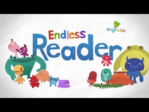 Endless Reader by Originator - App for Kids - Learn to Read for Kids! Learning Games