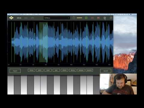 ReSlice by VirSyn Overview Demo Part 1 iOS beat slicing