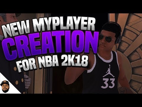 CREATING A PURE SLASHING SF LIVE! NEW PLAYER FOR NBA 2K18 PRO AM AND PARK