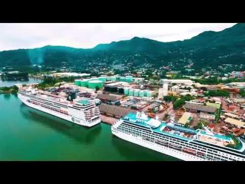 Nautica & MSC Port Victoria Seychelles