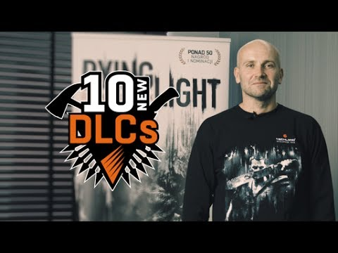 10 DLCs in 12 Months Coming to Dying Light