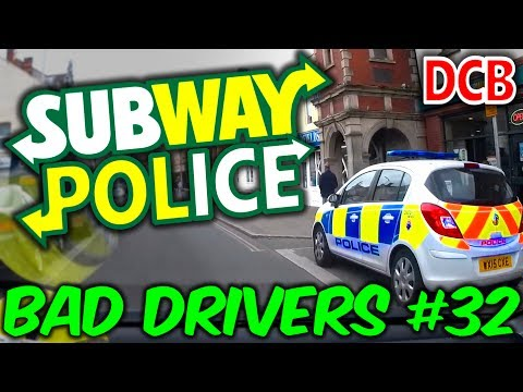 UK Dash Cam - Bad Drivers Of Bristol #32