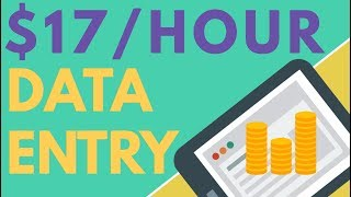 12 Legit Data Entry Work From Home Job Sites 🏡 2020 🏡🏡🏡
