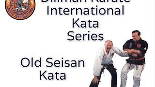 George Dillman/Dillman Karate International/Old Seisan