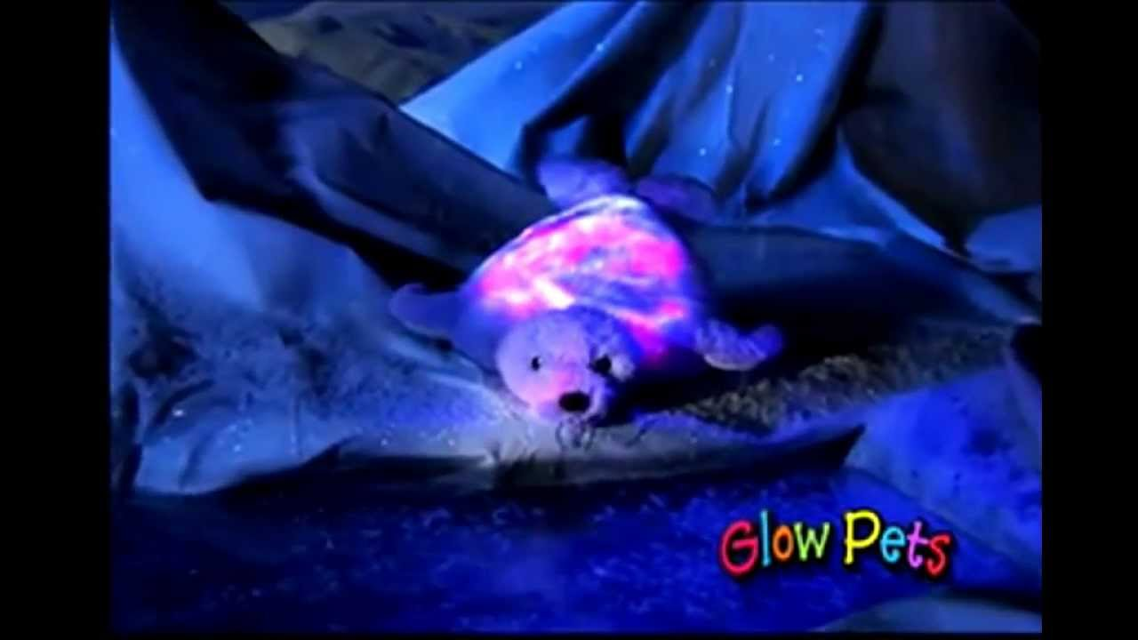 Animal Pets Magical Stuffed Animals That Light Up Youtube