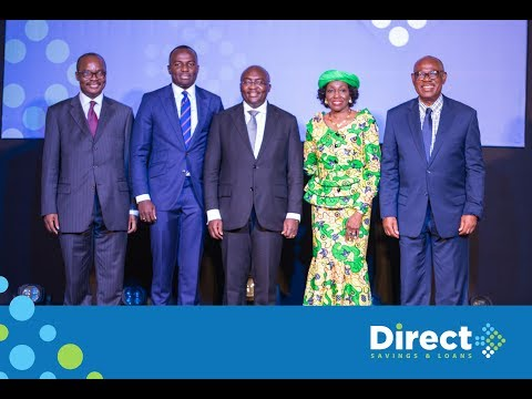 Official Launch of Direct Savings and Loans Ltd.