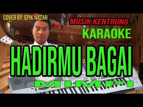 hadirmu-bagai-mimpi-|-karaoke-(versi-kentrung)-|-nada-cewek