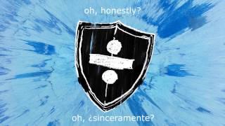 Ed Sheeran - Save Myself | Lyrics + Sub Español