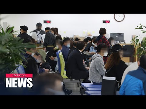 S. Korea faces severe employment crisis following another surge in COVID-19