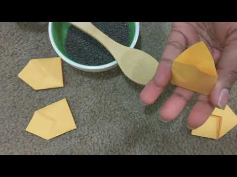 Folding Multiple Seed Packets at Once