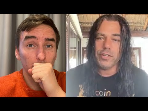 HE SOLD EVERYTHING 4 YEARS AGO TO BUY BITCOIN!! [this is him now]
