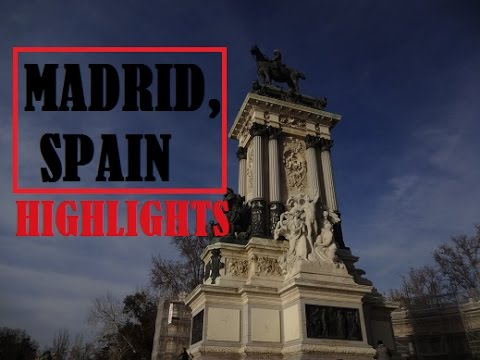 Travel Highlights: Sights of Madrid