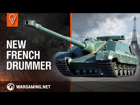 World of Tanks - Guide Park - AMX 50 Foch B: The Best Drumme