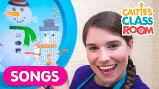 I'm A Little Snowman | Nursery Rhymes from Caitie's Classroom