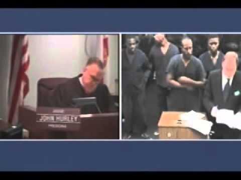 Judge Tells #BlackLivesMatter Lawyer to Shut Up