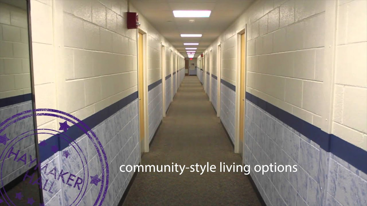 Haymaker Hall Tour   K State   YouTube Part 43