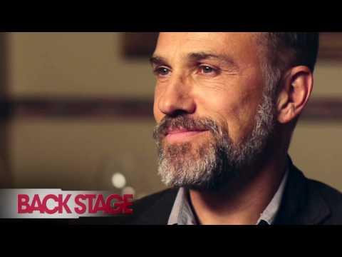 'Inglourious Basterds': Christoph Waltz Interview