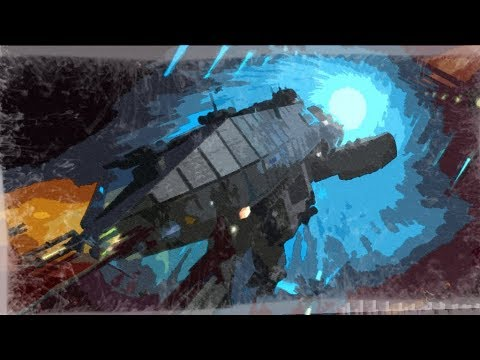 Starship Lore : Warlock Class Destroyer - Steal all the Tech!