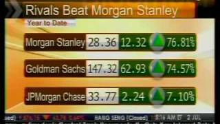 Morgan Stanley May Post Loss - NYT - Bloomberg