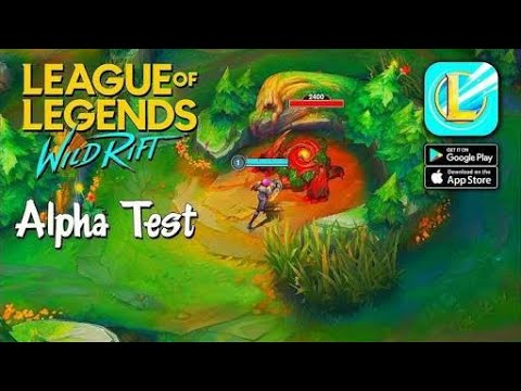 League Of Legends Wild Rift Beta Indir